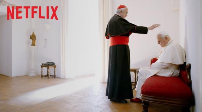 I due papi - Fernando Meirelles, Netflix, 2019
