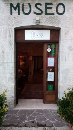 Museo Nina, Civitella del Tronto (Te) ph. Sara Menchini