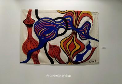 Alexader Calder, MEs oignos, 1968, Verolino, Arte Fiera 2020, Bologna - ph. Amalia Temperini