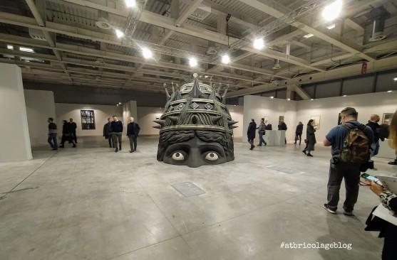 Dino Candelo, Venusia, 1976-2010, Poliestere espanso verniciato - Arte Fiera 2020, Bologna - ph. Amalia Temperini