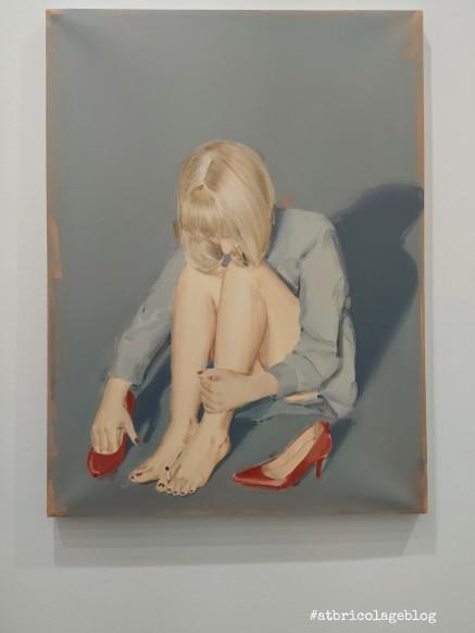 Romina Bassu, Studio Sales - Arte Fiere 2020, Bologna - ph. Amalia Temperini