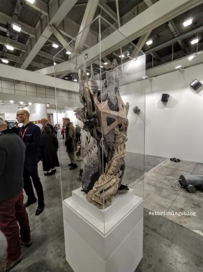 Amanda Chiarucci, Galleria Laura e Rino Costa - Arte Fiera 2020, Bologna - ph. Amalia Temperini