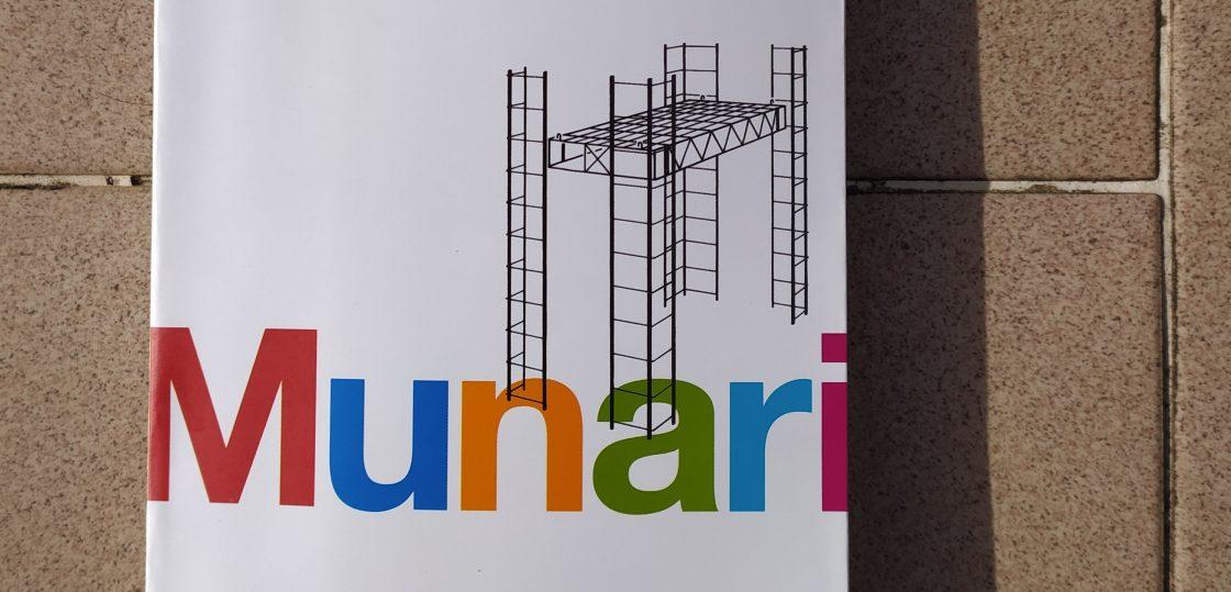 Bruno Munari, Artisti e designer, Laterza, 1971