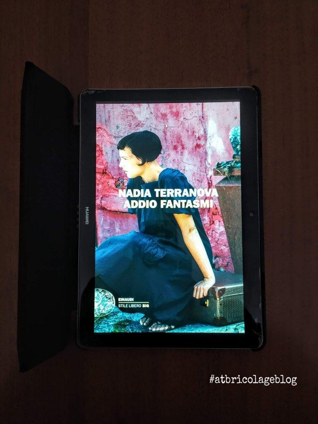 Nadia Terranova, Addio fantasmi, Einaudi, 2018 - ph. Amalia Temperini