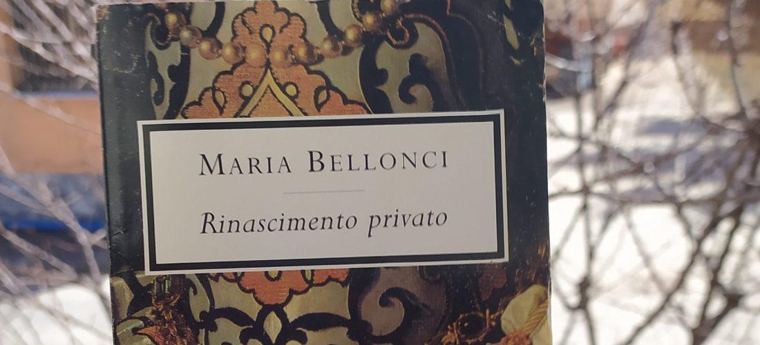 Maria Bellonci, Rinascimento Privato, Mondadori, 1985 - ph. Amalia Temperini