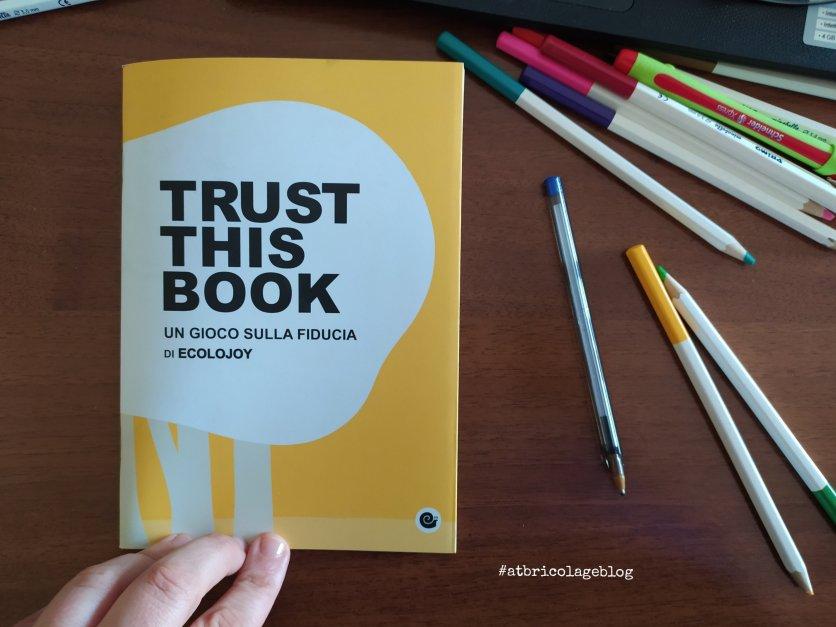 Trust this book, Il girovago, edizioni uova 51