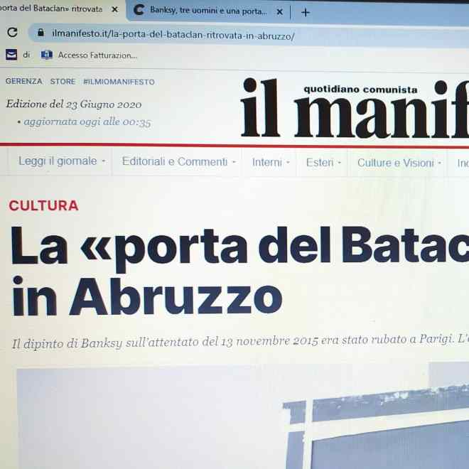 manifesto, cover notizia, screenshot - AT