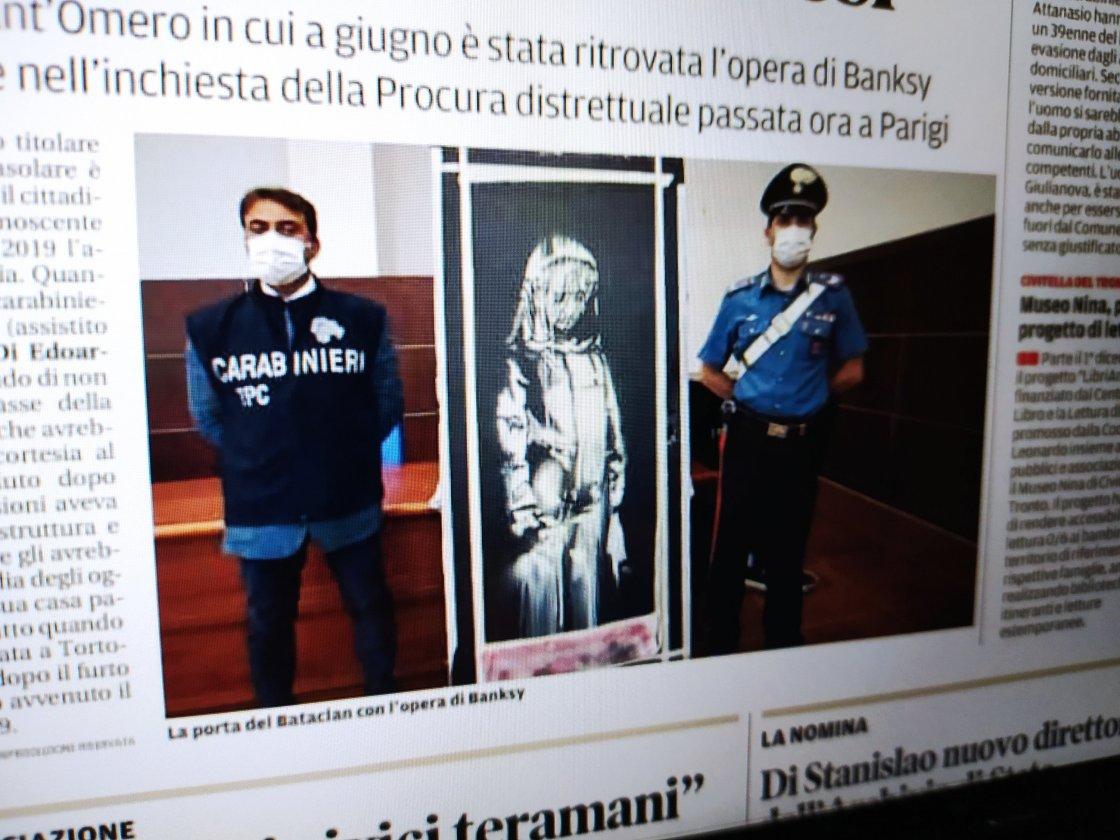 Novità, Il centro_ Diana Pompetti ph. Amalia Temperini
