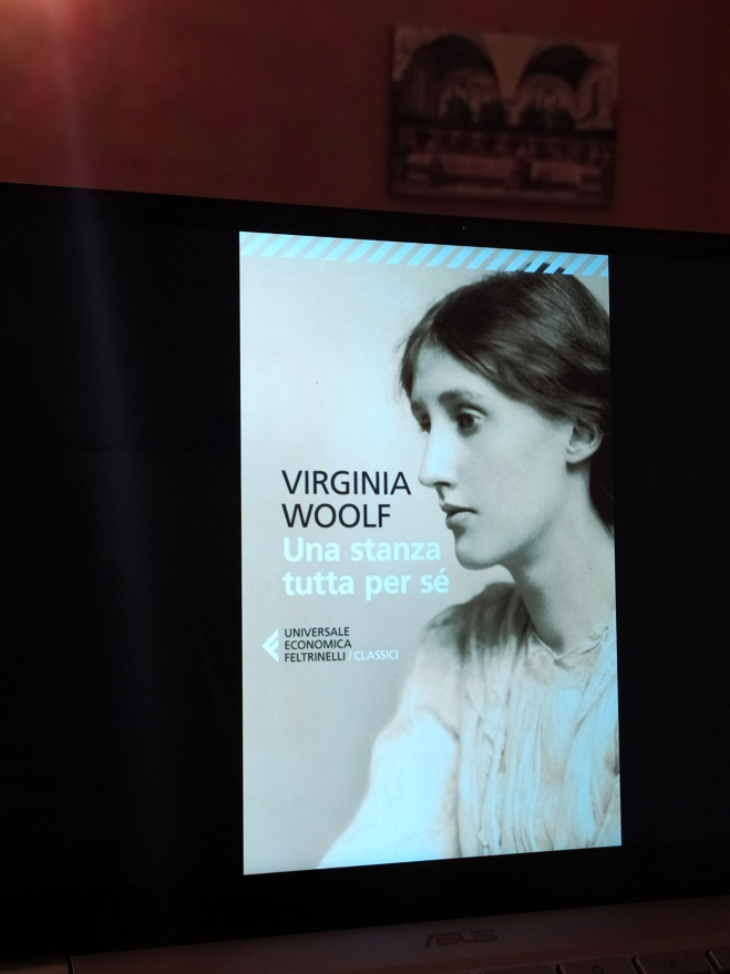 Una stanza tutta per sè, Virginia Woolf - ph. Amalia Temperini