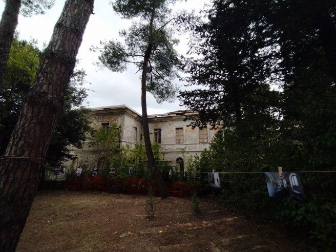 ex Orfanotrofio Regina Margherita di Teramo - Abruzzo - ph. Amalia Temperini