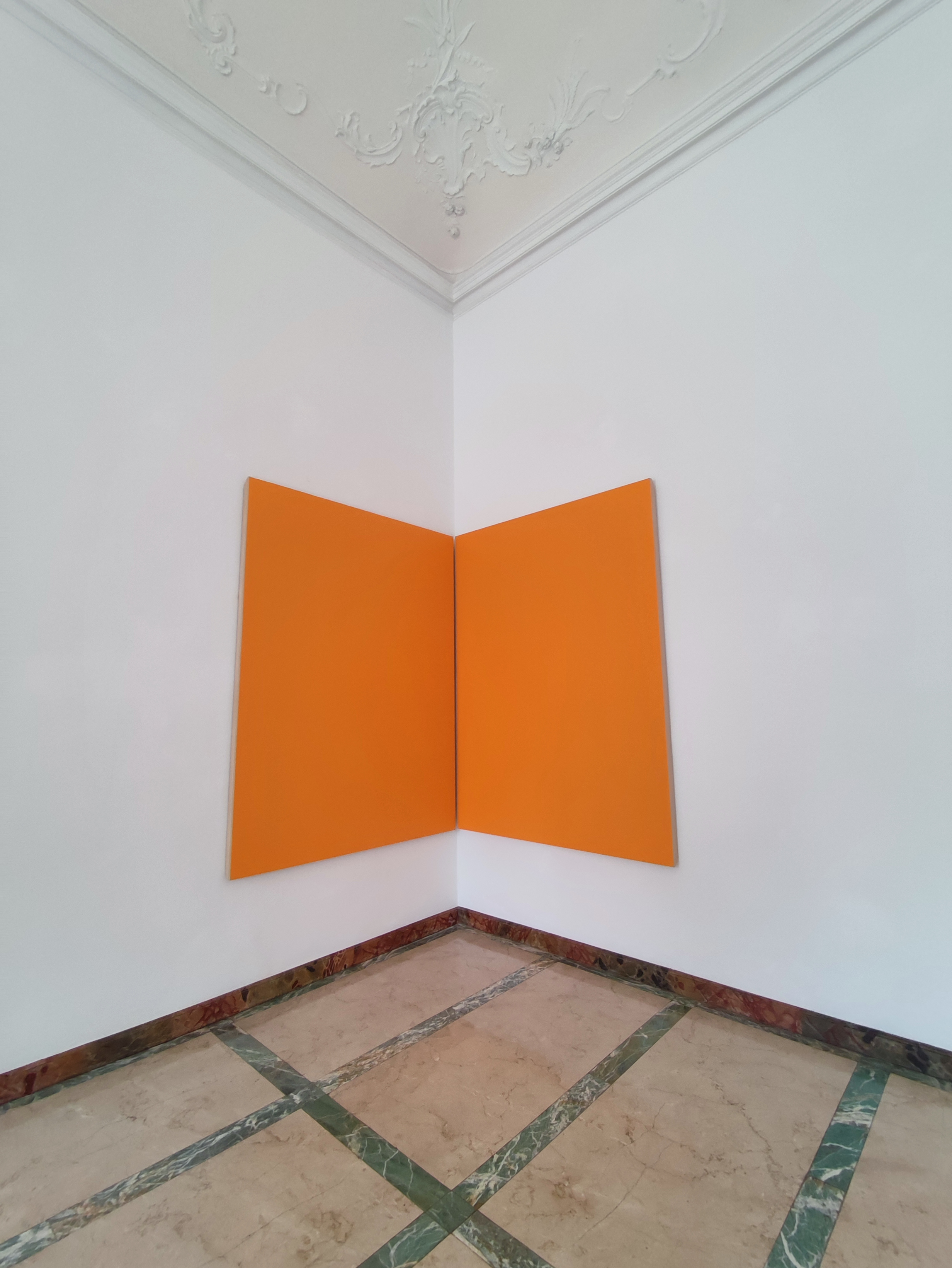 SEAN SHANAHAN, Sudden Time, Villa Panza - Varese ph. Amalia Temperini