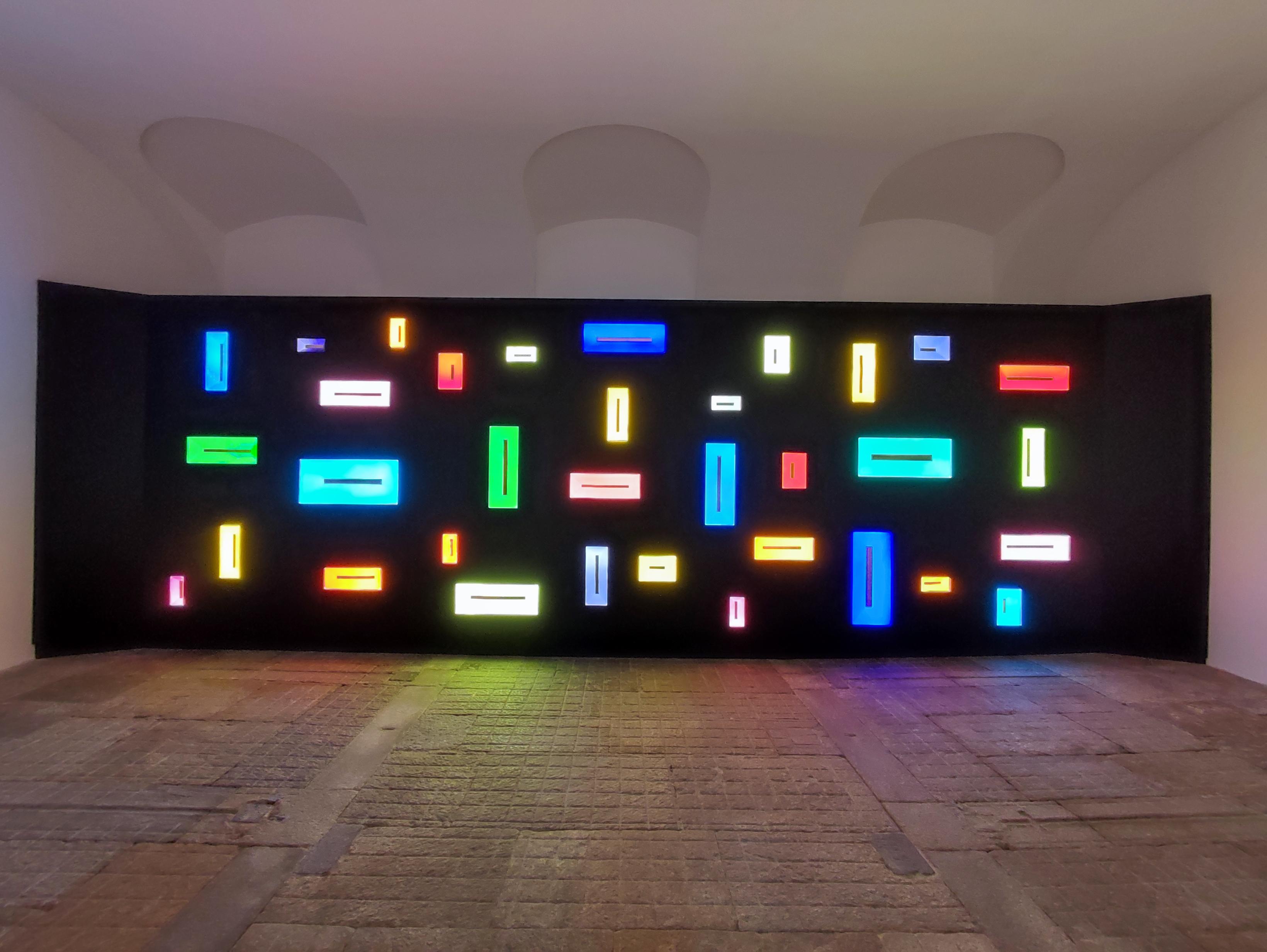 Chiara Dynys, Sudden Time, Villa e collezione Panza, Varese - Ph. Amalia Temperini