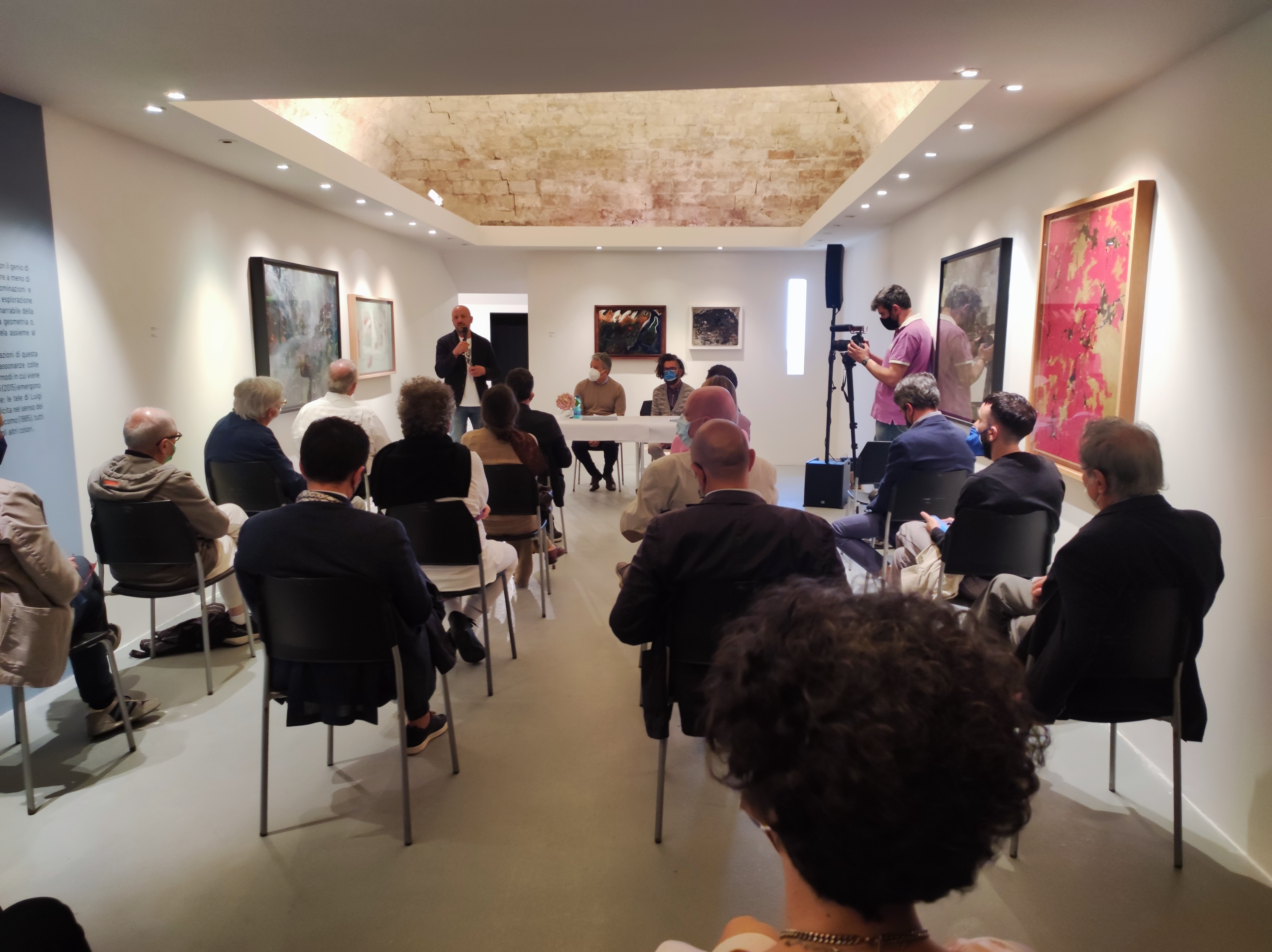 Paso Doble - Dialoghi sul possibile - Fondazione Malvina Menegaz - Castelbasso (TE) - ph. Amalia Temperini